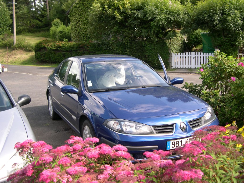 Vo renault laguna ii 2 0 16v 135 dynamique for Garage renault 94